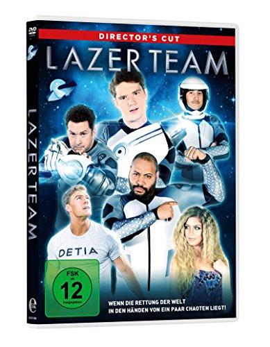 Lazer Team [Director's Cut]