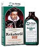 Dr. Förster Kräuteröl 102, 100 ml