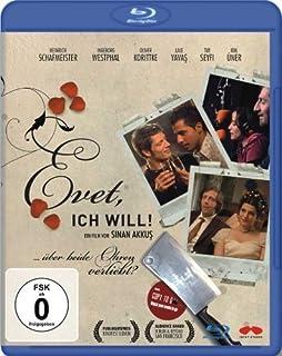 Evet, I will! (2008) ( Evet, ich will! ) (Blu-Ray)