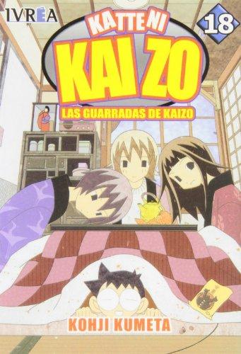 Katteni Kaizo 18: Las Guarradas De Kaizo par Koji Kumeta