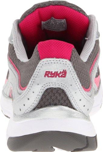 Ryka Crusade Synthétique Baskets Dark Grey-Grey-Dark Pink