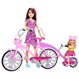 Mattel BLT06 - Barbie Stellen Radtour