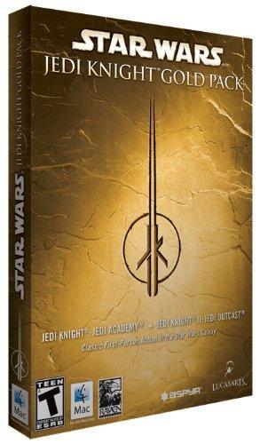 Star Wars: Jedi Knight Gold Pack for Mac OS X, Mac OS X Intel by Aspyr -
