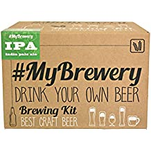 India pale ale kit de brassage My Brewery. Faire sa bière maison. Instructions en français