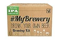 Avec le kit de brassage IPA vous brassez cette bière blonde parfaitement équilibrée, caractérisée par son goût frais et agrumées d'agréable amertume au final. Le goût de houblon vous rendra à ses origines dans l'Angleterre du XVIIIème siècle.  Nous f...