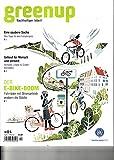 Greenup #4 2018 E-Bike Boom Zeitschrift Magazin Einzelheft Heft Nachhaltiger Leben