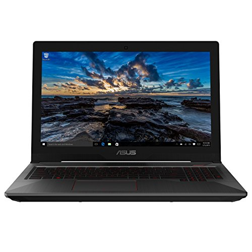 "Asus ROG FX503VM-DM020T PC Portable Gamer Full HD 15,6"" Noir (Intel Core i7, 8 Go de RAM, Disque Dur 1 To + SSD 128 Go, Nvidia GeForce GTX 1060 3G, Windows 10) Clavier Français AZERTY"