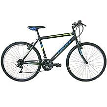 Frejus York, Bicicletta Mountain Bike Uomo, Nero, M