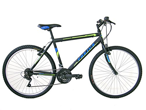 frejus-york-bicicletta-mountain-bike-unisex-adulto-nero-m