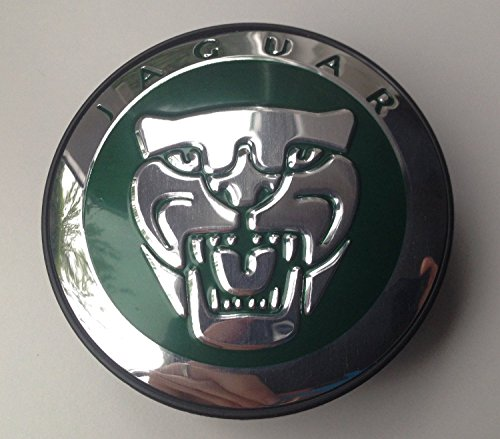 jaguar-centro-caps-coprimozzo-badge-emblem-4pcs-x-59-mm-colore-verde