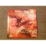 Virginia Woolf's Mrs Dalloway DVD Promotional copy from The Daily Mail in a Cardboard Sleeve