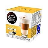Nescafé Dolce Gusto Latte Macchiato Vanilla–3Packungen von 16Kapseln Insgesamt 48Kapseln