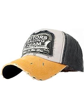 Youson Girl® Hombres Mujer Béisbol Gorra Casual Al aire libre Deportes Sombreros Nueva Gorra de Béisbo