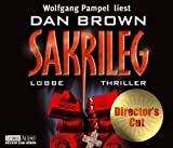 Sakrileg (Director's Cut): gekürzte Romanfassung - Dan Brown