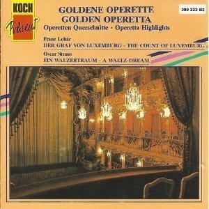 Golden Operetta Hlts 1 by Golden Operetta
