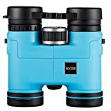 BNISE Lightweight and Compact Binoculars, 8x32 Magnesium Alloy Body, Fully Multi-coated Optics and Phase Coated BaK-4 Prisms, Bright and Undistorted Image