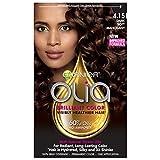 4.15 Dark Soft Mahogany , 1 Count : Garnier Olia Oil Powered Permanent Hair Color, 4.15 Dark Soft Mahogany (Packaging May Vary)