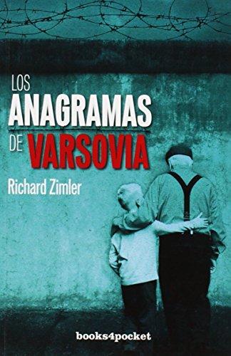 Los anagramas de Varsovia (Books4pocket) (Books4pocket narrativa)