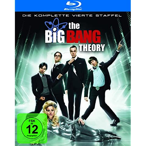 The Big Bang Theory - Staffel 4