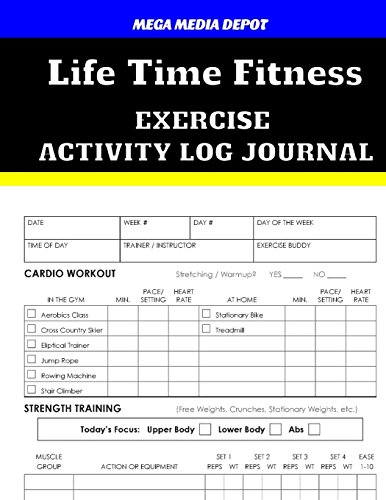 life-time-exercise-fitness-activity-log-journal