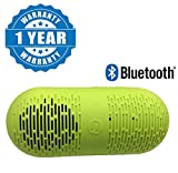 Drumstone Y1 Bluetooth Stereo Speaker with Fm/Pendrive, Sd Card Input Compatible with All Smartphones (One Year Warranty)
