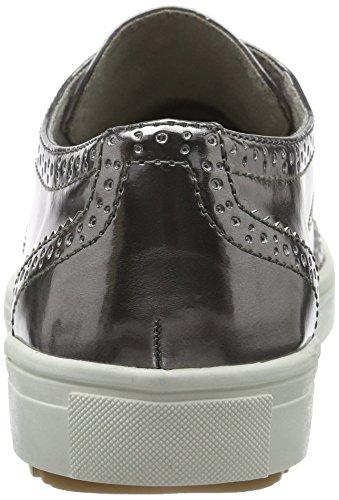 Tamaris Damen 23655 Sneakers Silber (PLATINUM 957)