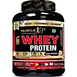 [Sponsored]MuscleXP 100% Whey Protein - 2Kg (4.4 Lbs) Cafe Mocha With Digestive Enzymes