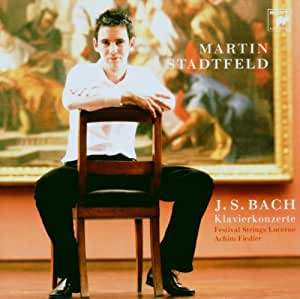 J. S. Bach: Klavierkonzerte (CD + Maxi-Bonus-CD, Ltd. Ed)