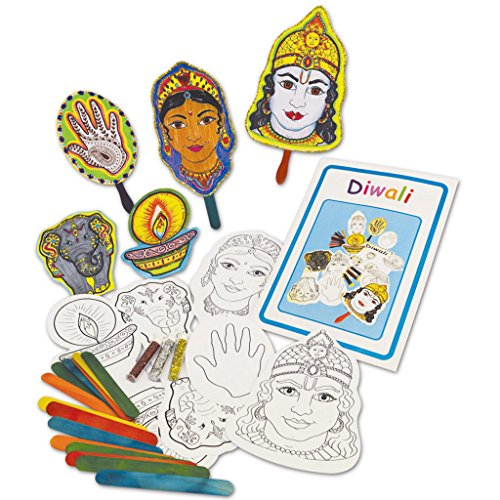 Diwali Craft Activity and Learning Resource Pack KS1 KS2