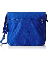Kipling Polyester 20 Ltrs Ink Block Messenger Bag (K0948084L00F)