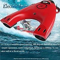 ZQYR# Tablas de Natación Flotador Kickboard Eléctrica | Deportes Acuáticos, Equipamento Profesional de Natación, Entrenamiento para Adultos y Niños, Velocidad Máxima: 1.6m / s