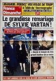 Telecharger Livres FRANCE DIMANCHE No 1964 du 23 04 1984 MAIGRIR PERDEZ VOS KILOS DE TROP A L AIDE DU THERMOGRAPHE LE GRANDIOSE REMARIAGE DE SYLVIE VARTAN A HOLLYWOOD 500 PERSONNES VENUES DE PARIS PAR AVION SPECIAL DAVID LE TEMOIN DU TRES GRAND BONHEUR DE SA MERE ILS L ONT ANNONCE SUR LE SEUIL DE LEUR NOUVELLE MAISON BARBRA STREISAND MENACEE DE MORT IMAGE UN MANNEQUIN DE CIRE DANS LA VOITURE POUR TROMPER LES TUEURS DINER PAR DANIEL HARVEY JACQUES MARTIN UN NOUVEAU ET GRAND BONHEUR UNE PI (PDF,EPUB,MOBI) gratuits en Francaise