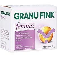 GRANU FINK Femina Kapseln, 120 St preisvergleich bei billige-tabletten.eu