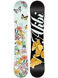 Freestyle Snowboard Mujer Coartada Snowboards Muse 1392018, Uni, Unisex