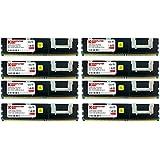 Komputerbay - Memoria RAM FB-DIMM (DDR2, 667 MHz, 32 GB, CL5, 8 x 4 GB)