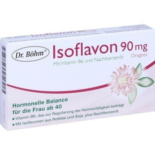 Dr. Böhm Isoflavon forte 90 mg, 30 St. Dragees