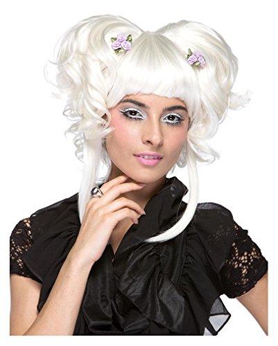Preisvergleich Produktbild Damenperücke Yuki weiß