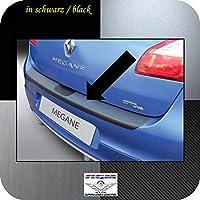 Richard Grant Mouldings Ltd. Original RGM ladekant Protección Negro para Renault Megane III Hatchback de