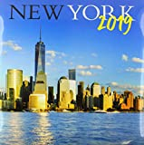 Grupo Erik Editores cp19004–Calendrier 2019New York, 30x 30cm