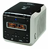 from Roberts Radio Roberts Sound38 CD/DAB/FM Stereo Clock Radio with CD Bookmark Model Sound38