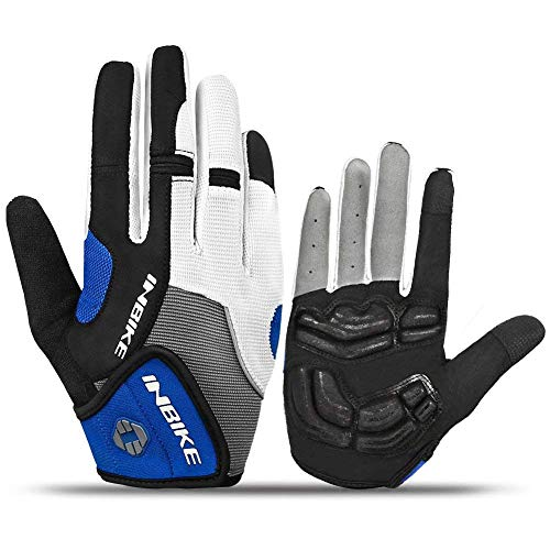 INBIKE Guantes Ciclismo Gel Hombre Mujer