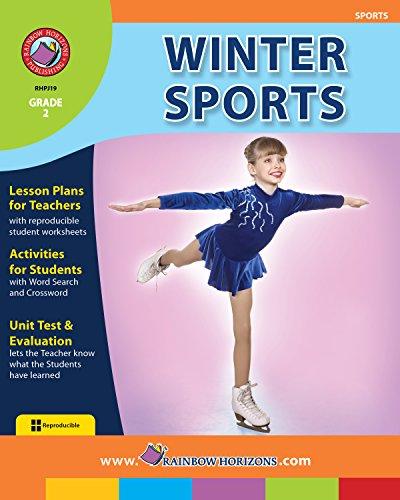 Winter Sports Gr. 2 (English Edition) por Natalie Regier
