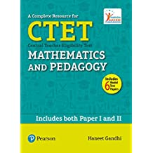 A Complete Resource for CTET: Mathematics and Pedagogy