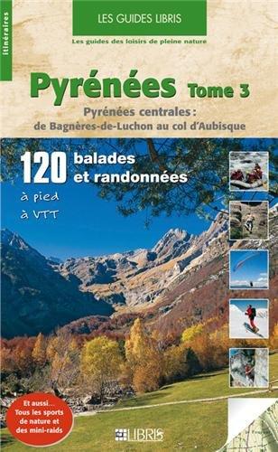 Pyrénées : Tome 3, Pyrénées centrales : de Bagnère-de-Luchon au col d'Aubisque