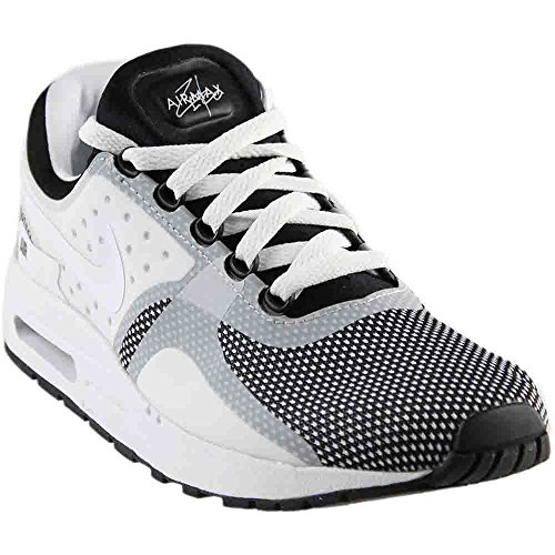 official photos cd359 39311 Nike Air Max Zero Essential GS Running Trainers 881224 Sneakers Shoes (UK  3.5 Us 4Y EU 36, Black White Wolf Grey 001) - Buy Online in Oman.