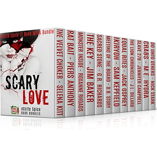 scary-love-12-book-horror-mega-bundle-excite-spice-boxed-sets-english-edition