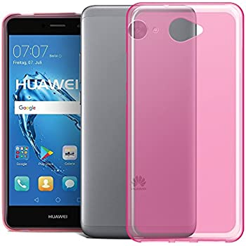coque huawei y7 paillette