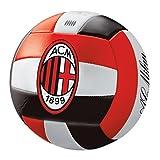Mondo 13277 -  Pallone Beach Volley Misura 5, AC Milan