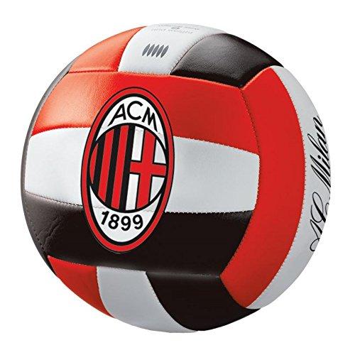 Mondo 13277 - Ballon de Volley Plage (Taille 5), Conception du AC Milan