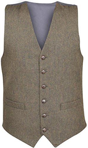 Mens Waistcoat Fashion Tops Suit Vest Tuxedo Wedding Formal Casual Coat